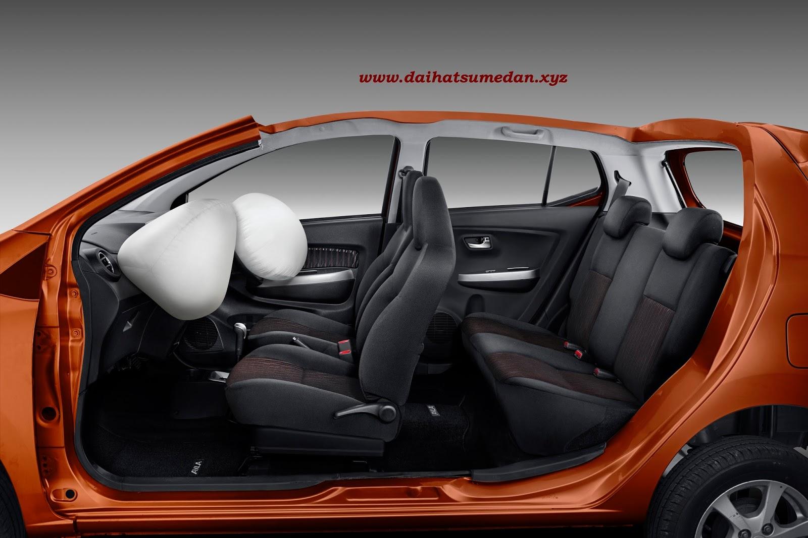 Daihatsu Ayla_airbags