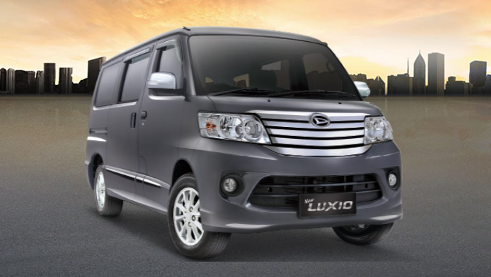 Luxio Dealer Jombang